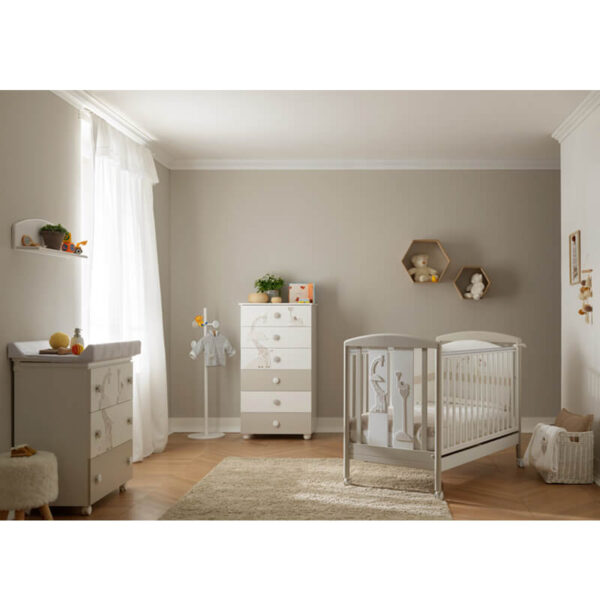 PALI Βρεφικό Κρεβάτι