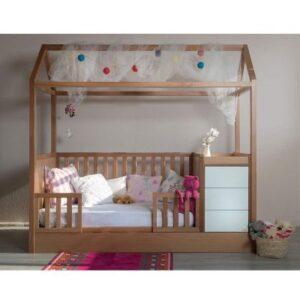 SANTA BEBE Βρεφικό-Προεφηβικό Κρεβάτι Maya Plus