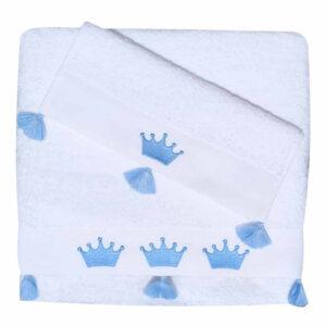 Σετ Βρεφικές Πετσέτες Prince