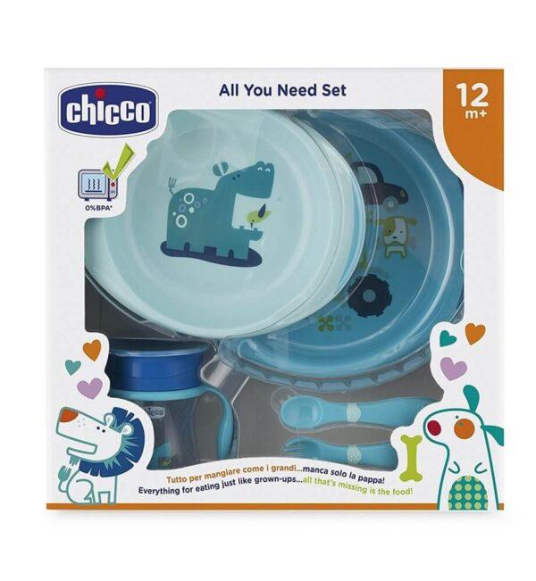 Chicco Σετ Φαγητού Για Μωρά