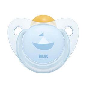 Nuk Πιπίλα Καουτσούκ Baby Blue Ship