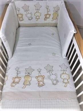 BABY STAR Σετ Προίκας Stars (3 Τεμάχια)