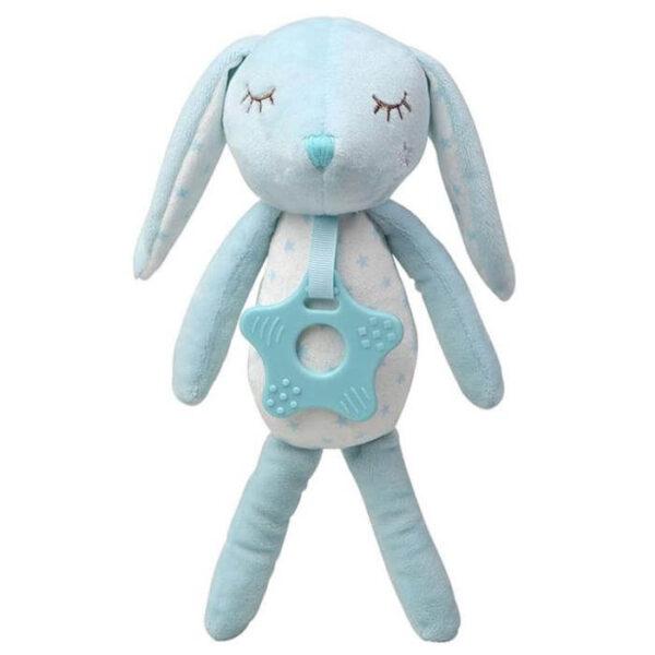 KIOKIDS Βρεφικό Μαλακό Παιχνίδι Rabbit