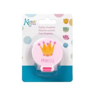KIOKIDS Κλιπ Πιπίλας Princess