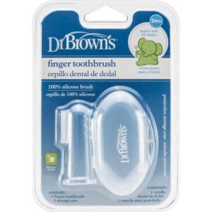 DR. BROWN'S Βρεφική Δαχτυλική Οδοντόβουρτσα
