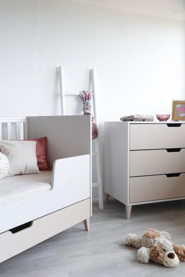 SANTA BEBE Βρεφικό-Προεφηβικό Κρεβάτι Juno