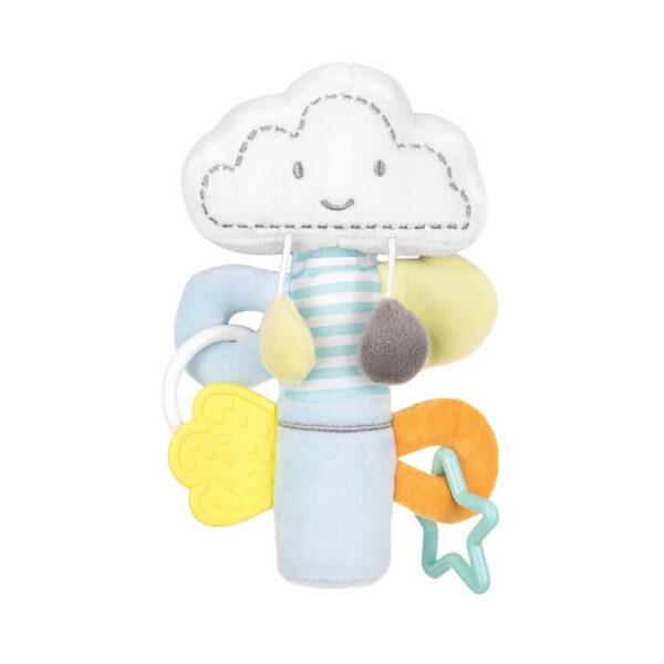 KIKKA BOO Κουδουνίστρα Πίεσης & Δραστηριοτήτων Sleepy Cloud