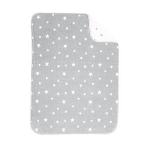 NEF-NEF Κουβέρτα Αγκαλιάς Stellar Grey