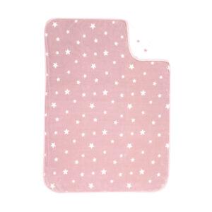 NEF-NEF Κουβέρτα Αγκαλιάς Stellar Pink